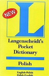 Pocket Polish Dictionary - English/Polish - Polish/English
