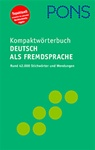 THIS TITLE IS OUT OF PRINT PONS Kompaktwörterbuch. Deutsch als Fremdsprache (All German)