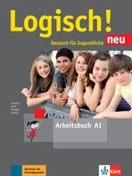 Logisch! neu A1 Arbeitsbuch with audio download