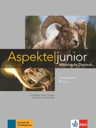 Aspekte junior Ãœbungsbuch B1 plus