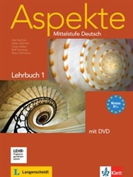 Aspekte 1 Lehrbuch with DVD (SAME AS 9783468474743)
