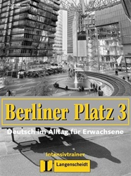 Berliner Platz 3: Intensivtrainer (Excercise book)