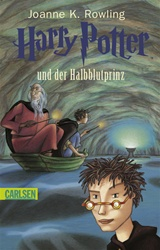 Harry Potter, Band 6: Harry Potter und der Halbblutprinz (Paperback)