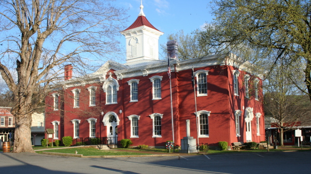 Lynchburg Court House