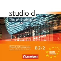 Studio d B2.2 Audio-CD