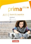 more due for stock latter half June 2019 Prima plus A1.1 - Arbeitsbuch mit CD-ROM