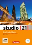 Studio [21] A1 Textbook/Workbook with DVD-ROM (German-English)