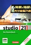 Studio [21] B1.1 (Level B1, Volume 1) (chapters 1-5) Kurs- und Ãœbungsbuch mit DVD-ROM (textbook and workbook with DVD-ROM)