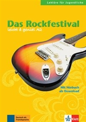 Das Rockfestival Buch mit Audio-Download