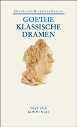 2 weeks needed to import Klassische Dramen: Iphigenie auf Tauris. Egmont. Torquato Tasso
