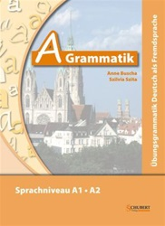 A-Grammatik A1-A2 (with Audio-CD)